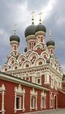 6 kyrkliga ortodoxt Fotografering för Bildbyråer