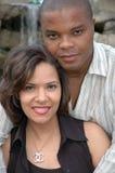 6 lyckliga gift för par Arkivbilder
