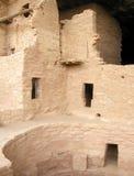6 mesa废墟verde 免版税库存照片