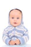6 meses de bebé Fotografía de archivo libre de regalías