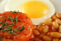 6 śniadanie Obrazy Royalty Free