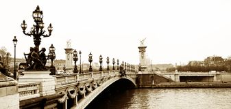 6 Paryża Obrazy Royalty Free