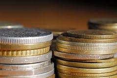 6 pieniądze Zdjęcia Stock