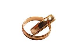 6 pierścionek Obraz Royalty Free