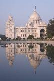 6 pomnik Calcutta Victoria zdjęcie royalty free