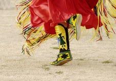 6 powwow Fotografia Royalty Free