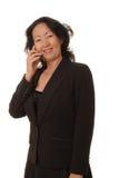 6 senior bizneswomanów Obrazy Royalty Free