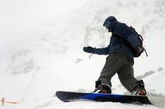 6 snowboard Obraz Stock