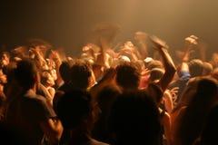 6 tancerzy Fotografia Stock