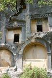 6 thermessos руин Стоковое фото RF