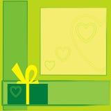 6 valentiner vektor illustrationer