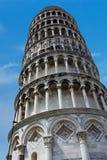 6 wieżę w pizie Zdjęcie Royalty Free