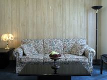 6 wnętrzy salon. Obraz Royalty Free