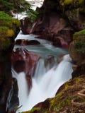 6 wodospadu Obrazy Royalty Free