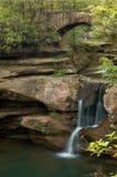 6 wodospadu Fotografia Royalty Free