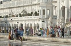 6 złota świątynia zdjęcia royalty free