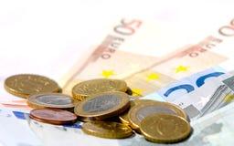 60 euro Obraz Royalty Free