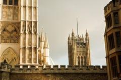 60 london Arkivfoton