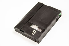 60 mini DV mínimos Fotografía de archivo