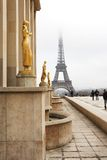 60 paris Royaltyfri Bild