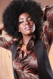 60's Afro Stock Photography