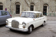 60-talbenz mercedes model w110 Royaltyfri Bild