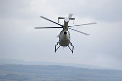 600n md notar helikoptera fotografia stock