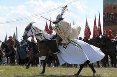 600th Aniversário da batalha de Grunwald Foto de Stock