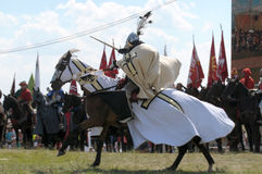 600th Anniversario della battaglia di Grunwald Fotografia Stock