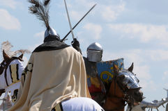 600th Anniversary of Battle of Grunwald Stock Image