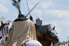 600th Jahrestag des Kampfes von Grunwald Stockbild