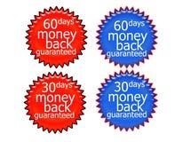 60DaysMoneyBack Stock Image