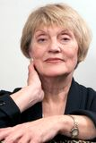 60s business her woman Στοκ φωτογραφία με δικαίωμα ελεύθερης χρήσης