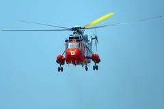 61 har5直升机国王海运westland ws 免版税库存照片