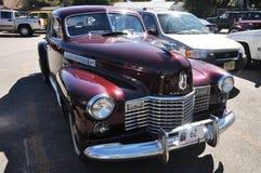 62 1941 cadillac sedanserie Arkivfoton