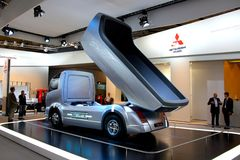 62nd IAA Commercial Vehicles Fair Royalty Free Stock Photography