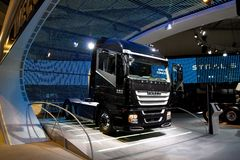 62nd IAA Commercial Vehicles Fair Stock Image