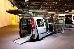 62nd IAA Commercial Vehicles Fair Stock Photography