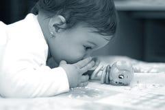 63 μωρό Μαρία Στοκ εικόνες με δικαίωμα ελεύθερης χρήσης