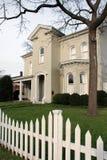 63 antebellum home tennessee Royaltyfri Bild