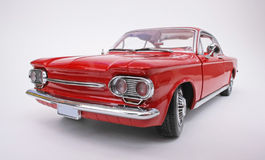 '63 Chevrolet Corvair Fotografia de Stock Royalty Free