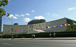 63rd session of  UN General Assembly opens Stock Image