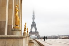 64 Paryża Fotografia Royalty Free