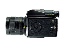 645 medium format camera Stock Images