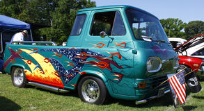 65 Ford Econoline Images stock