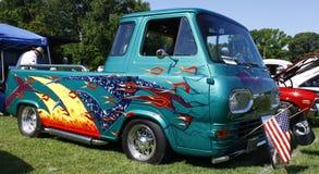 65 Ford Econoline Immagini Stock