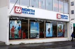 66品牌冰岛n 免版税库存图片