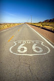 66有历史的途径 库存图片