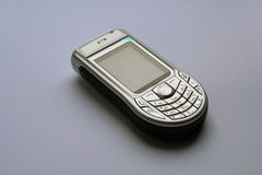 6630 cell nokia phone Royaltyfria Bilder