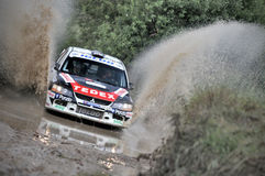 66th Rally Poland 2009 - Michal Bebenek Royalty Free Stock Photos